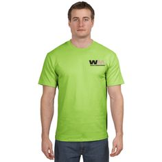 Hanes Heavyweight T-Shirts - Colors available are ash, light steel, cardinal, yellow, charcoal heather, black, navy, purple, red, royal, forest green, maroon, teal, light blue, orange, gold, kelly green, lime, stonewashed blue, stonewashed green, dark chocolate, denim blue, pale pink, sand
