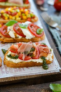 Summer Recipes, Great Recipes, Healthy Recipes, Tapas Party, Party Snacks, Waffle Sandwich, Party Sandwiches, Party Finger Foods, Love Food