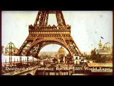 1889年にエッフェル塔を設計しました2人のエンジニアについて代替歴史。www.youtube.com/watch?v=X2LaG5VqJWk #スチームパンク #ロリータ #ファッション #ゴスロリ #秋葉原 #原宿 #iPad #iPhone #Sony