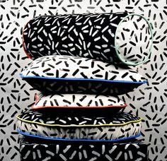 Darkroom : So Sottsass pillows.