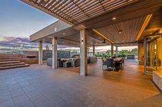 Luxury penthouse in Perth, Australia