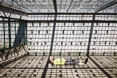 The interior of French prisons photographed by Gregory Korganow | Ufunk.net