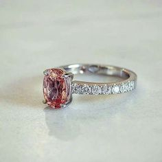 Gorgeous stone, would change the band though.