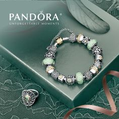 Fall into the crisp, clean feeling of the season with PANDORA's enchanting new Autumn collection. Available now at our store!