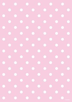 pink polkadot wrapping paper | Polka Dot Light Pink