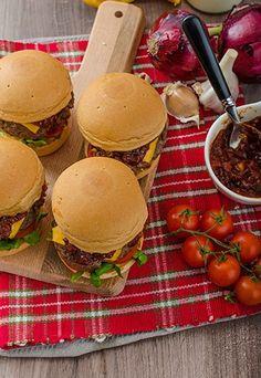Hambúrguer: escolha a sua receita preferida