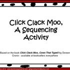 This is a great sequencing activity with a familiar book.  Children love this story and now they can sequence it, retell it and even rewrite it.  Great for all age groups and especially good for ELL/ESL students. Mini-lessons and reproducibles included. On Teachers Pay Teachers from Two Great Teachers $3.50