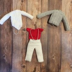 Barbie Fencing Outfit: Free Crochet Pattern – Once Upon a Yarn