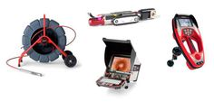 Package Sewer Inspection Camera For Sale