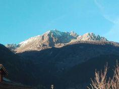 Ora neanche in montagna nevica... conseguenze dell'inquinamento atmosferico
