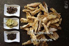 Kulinarne przygody Gatity: Domowa przyprawa grzybowa