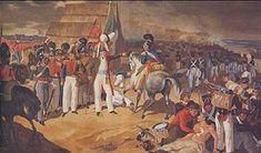 1829 - Batalla de Pueblo Viejo - Guerras de independencia hispanoamericanas - último intento de reconquista de México.
