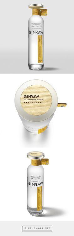 GINRAW Gastronomic Gin Barcelona / SERIES NEMO
