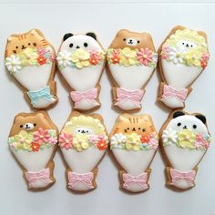 Kawaii bouquets ❁ なつきのアイシングクッキーのブログ ❁ -13ページ目