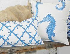 Coastal Chic Pillows, Totes & Storage on Joss and Main