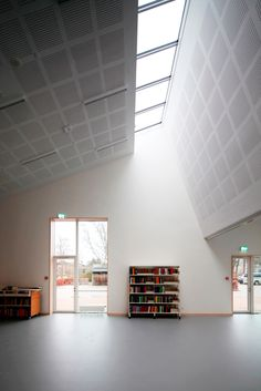 Gallery - Library and Culture Centre / Primus Architects #skylights