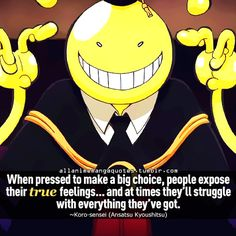 """""""When pressed to make a big choice, people expose their true feelings. . .and at times they'll struggle with everything they've got"""""""