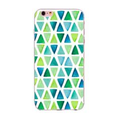 Colorful Flowers Painted Phone Case for iPhones
