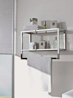 Ideas de almacenamiento en un baño pequeño | Decorar tu casa es facilisimo.com
