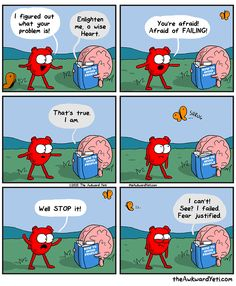 The Awkward Yeti [official] | Get Heart and Brain for only $9 on Amazon before...