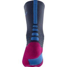 Calcetines Nike Hyper Elite 2.0 Dri-fit azul/rojo www.basketspirit.com/Calcetines-Baloncesto