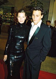 Kate Moss Cannes 1995, wearing the Shampoo Dress