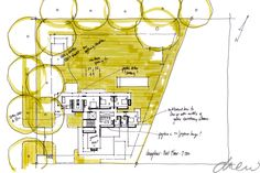 gallery of drew' residential projects House Floor Plans, Modern Farmhouse, Architects, Gallery, Log Projects, Houses, Home Plants, Roof Rack