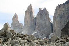 Base Torres Half Dome, Mount Rushmore, Base, Mountains, Nature, Travel, Towers, Naturaleza, Viajes