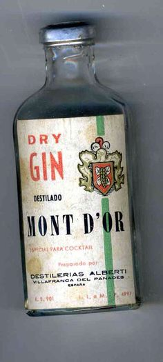 Old Bottle # Gin of the World #