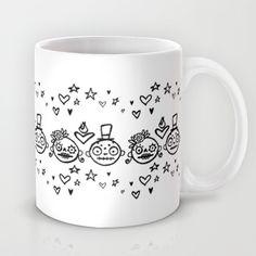Muertos Mug by Amy Proff Lyons - $15.00