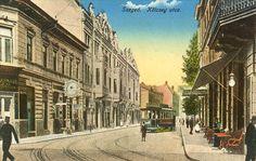 My beautiful town! Szeged, I love you! Hungary, Diorama, Nostalgia, Retro, My Love, Beautiful, Dioramas, Retro Illustration