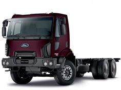 Ford apresenta Cargo 2629 6X4, direcionado à construção civil