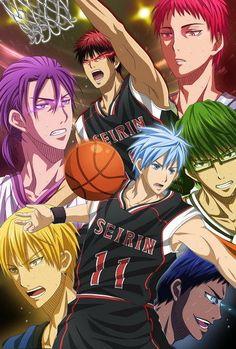141 Kuroko no Basket - Kurokos Basketball Basuke Japanese Anime Poster Manga Anime, Anime Guys, Anime Phone, Kurokos Basketball, Basketball Quotes, Basketball Boyfriend, Kuroko No Basket Characters, All Anime Characters, Fictional Characters