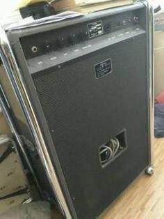 Yamaha RA 50 leslie, Amplifier , speaker rotation, Verstärker .. in Berlin - Mitte | Musikinstrumente und Zubehör gebraucht kaufen | eBay Kleinanzeigen