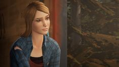 """amberpriceavenger: """"I dunno… Is it just me that thinks Rachel is super adorable? Look at her face, that cute nose and kitty eyes. Rachel Life Is Strange, Arcadia Bay, Dontnod Entertainment, Princess Cadence, Chloe Price, Cali Girl, Fan Art, Santa Monica, Videogames"""