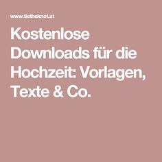 Kostenlose Downloads für die Hochzeit: Vorlagen, Texte & Co. Queen Mary, Dream Wedding, Wedding Blush, Wedding Things, Wedding Stuff, Wedding Invitations, Wedding Inspiration, Wedding Ideas, Weddings