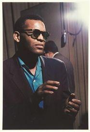 Lee Friedlander, Ray Charles, New York, 1959.