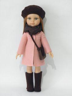 Вяжем для кукол Паолочек | 307 фотографий