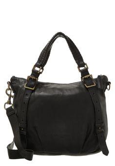 Mit dieser Tasche liegst du voll im Trend! Liebeskind GINA - Handtasche - black für 199,95 € (07.03.16) versandkostenfrei bei Zalando bestellen.