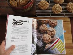Christina Tosi's Iced Oatmeal Cookies | Dinner: A Love Story | Bloglovin'