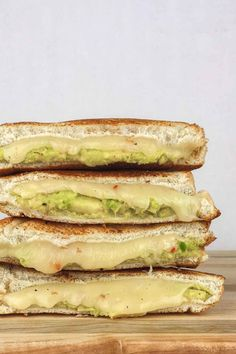 Avocado Grilled Cheese - WomansDay.com
