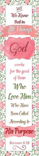 Christian Printable Bookmarks Instant download Bible Verse ...