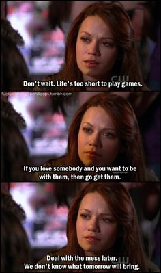One Tree Hill<3 love this show.. AMAZING!