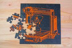 Original PRUSA i3 MK3 puzzle #toysandgames