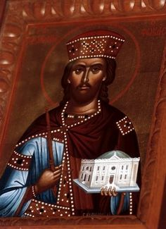 January 26, St. Titus, Bishop and Martyr