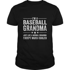Baseball Grandma Just Like A Normal Funny Player Shirt cute beagle puppies, pugs funny hilarious, beagle puppy for sale Personalized T Shirts, Custom Shirts, Beagle Funny, Beagle Puppies, Grandma Mug, Softball Shirts, Tshirts Online, Long Sleeve Tees, Just For You