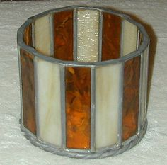 Stained glass candle holders! 10 or maybe a little more Vintage Stained Glass Leaded Candle Holder | eBay