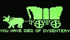 I got You died of DYSENTERY! How Would You Die On The Oregon Trail?