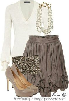 Winter wedding - perfect guest outfit