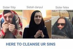 to pray for your sins not tragedies
